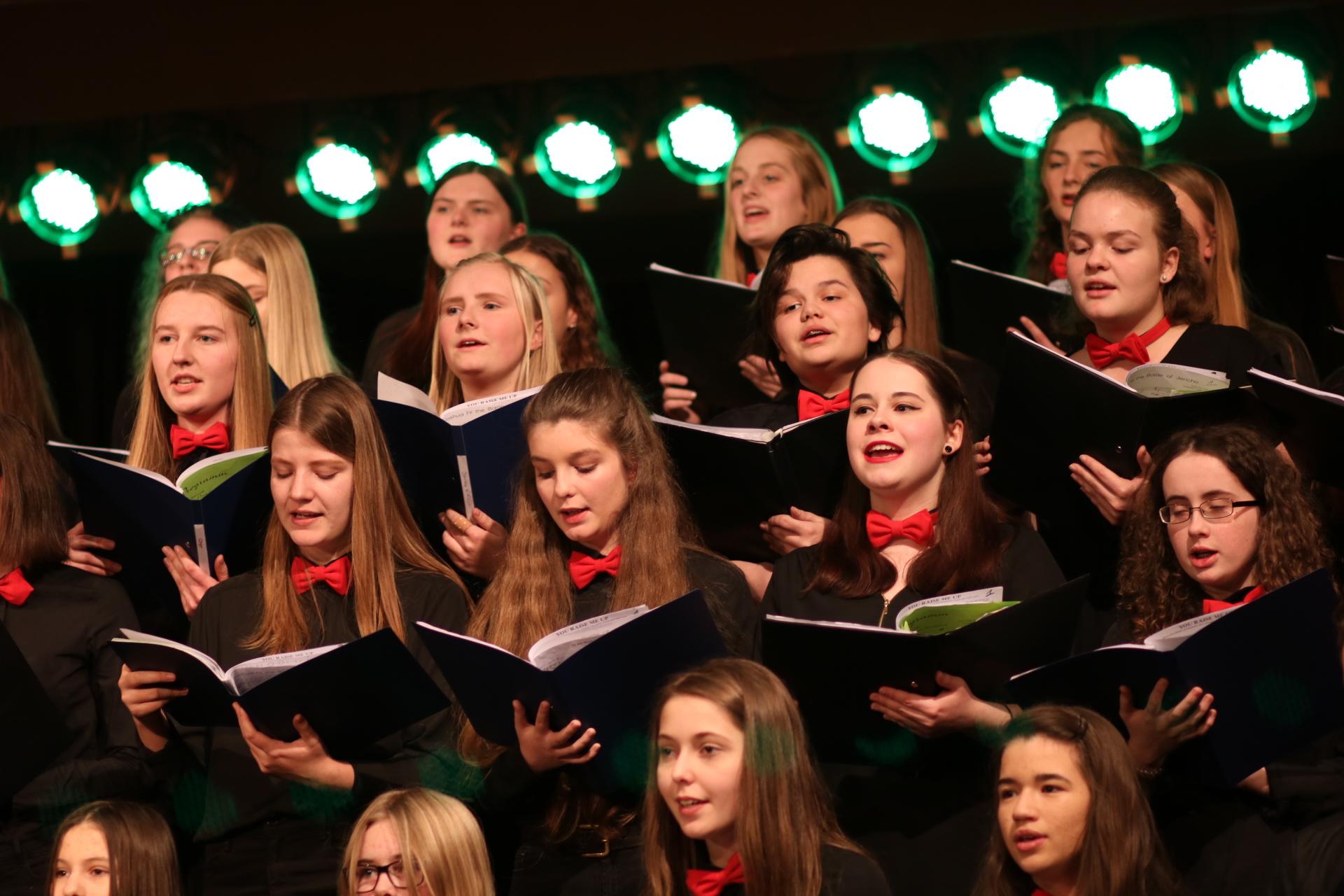 Konzertkritik: Fröhlich, melancholisch, weihnachtlich