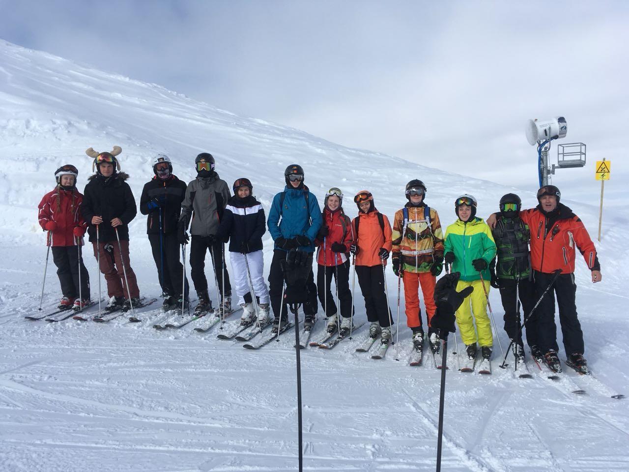 Ski-AG: Bestens präparierte Pisten