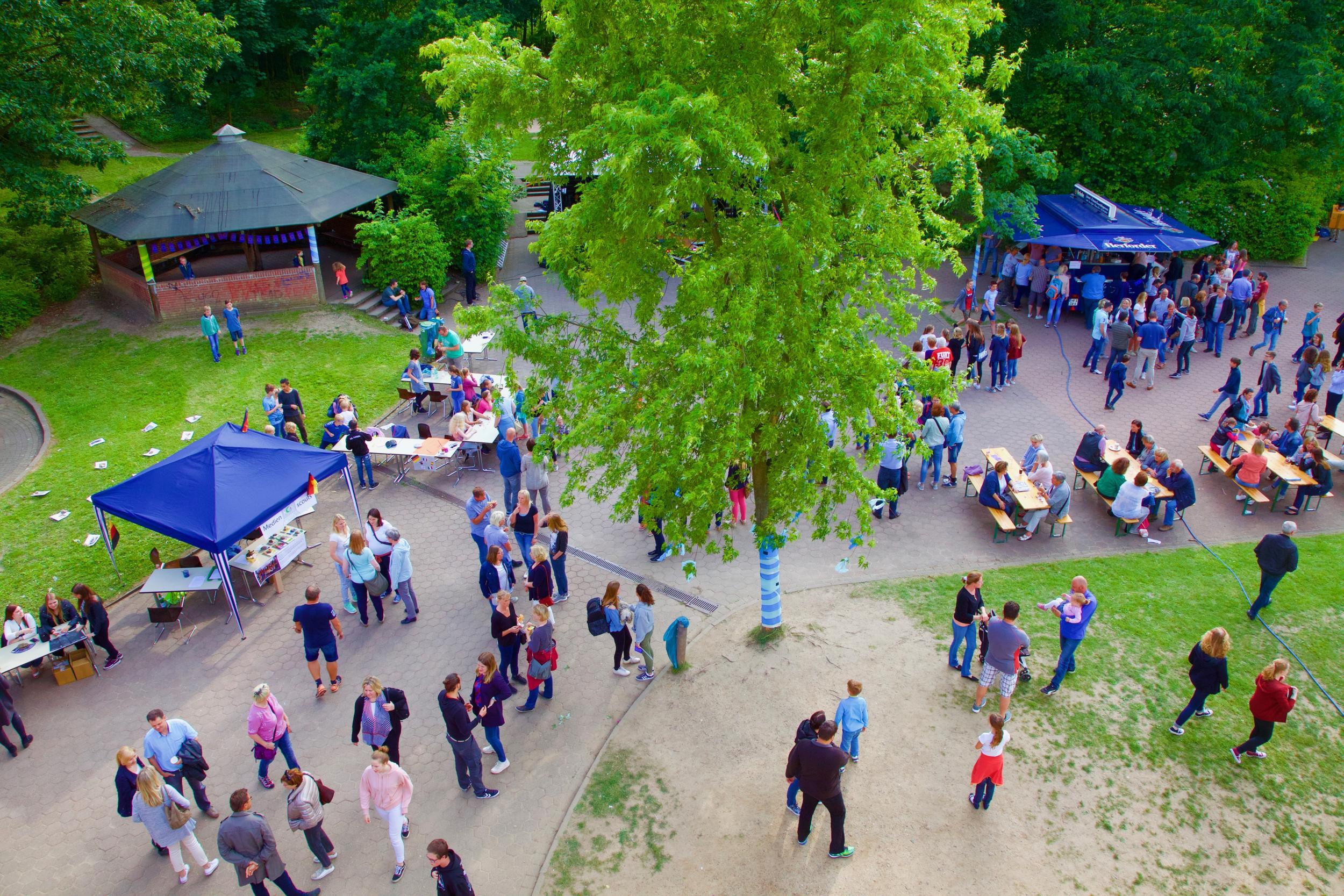 Sommerfest verlegt auf 08. Juni