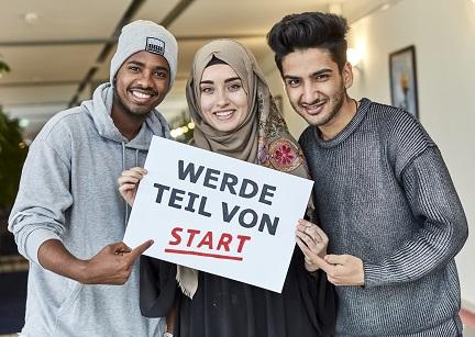 START-Stipendium – Jetzt bewerben!