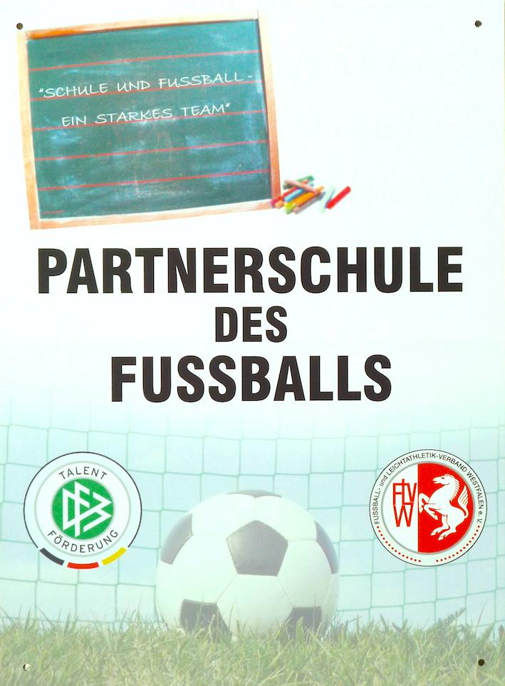 Wir sind Partner des DFB!