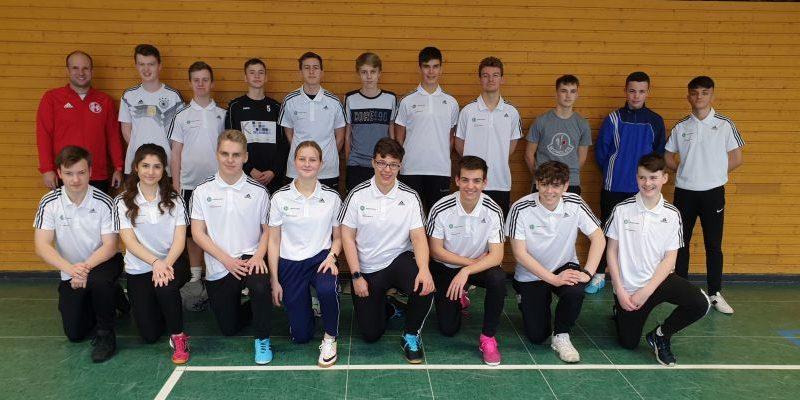 Nachtrag: 18 erfolgreiche Junior-Coaches