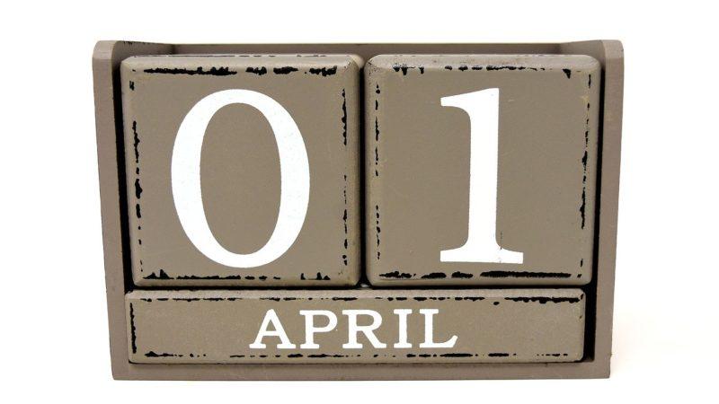 April, April!